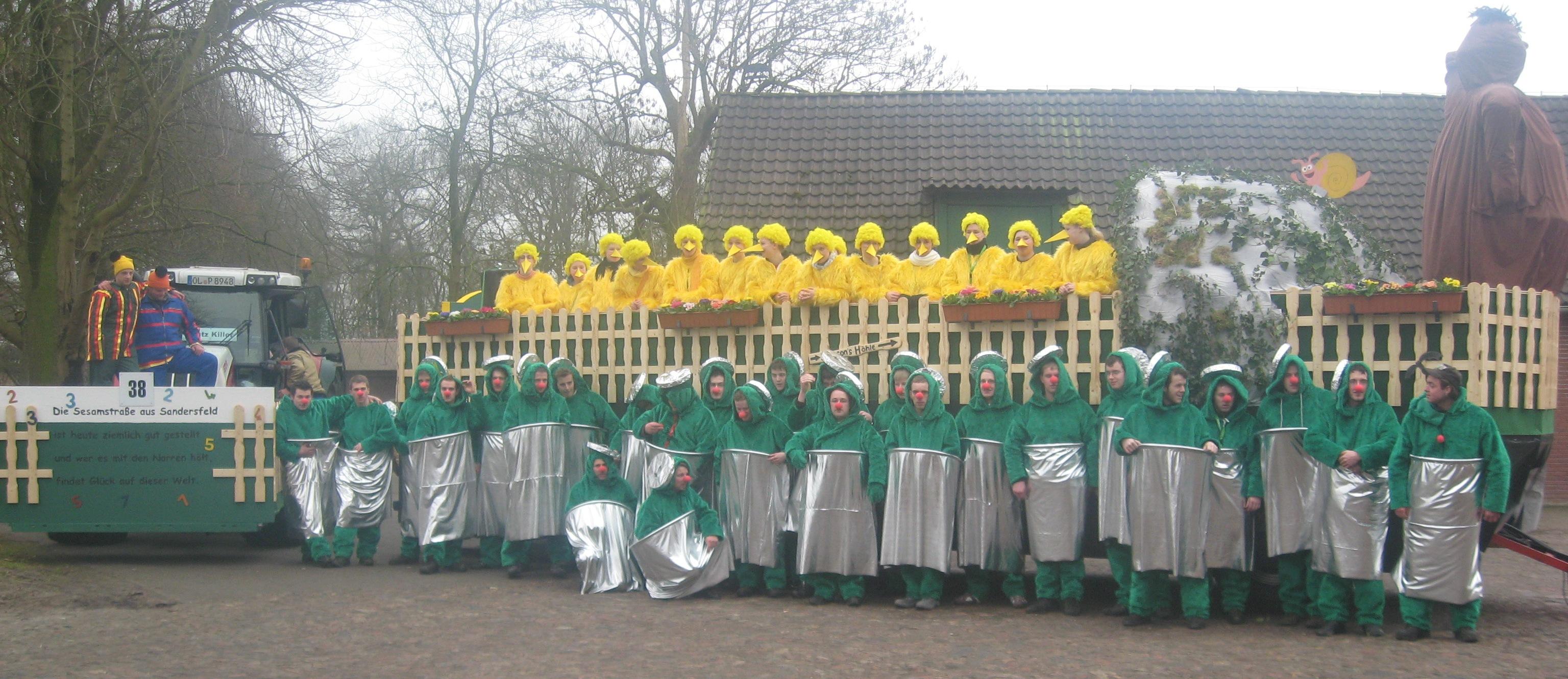sesamstrasse 2009